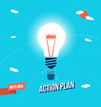 business marketing big idea concept vector image