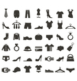 Clothes icon vector