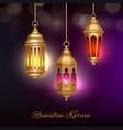 islamic lamps background heritage arabic lanterns