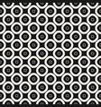 simple geometric texture with perforated circles vector image vector image