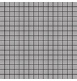 square black and white graphic pattern vector image vector image
