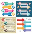 Business infographic templates concept illu