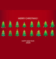 holidays background with season wishes and vector image vector image