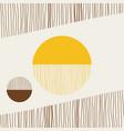 modern abstract art vector image vector image