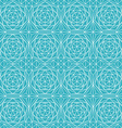 blue diamond seamless pattern vector image