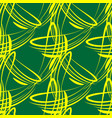 pattern of lemon lines for backgrounds on a vector image vector image
