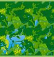 seamless texture terrain map vector image