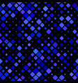 abstract diagonal square pattern - tiled mosaic vector image vector image