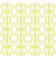 Seamless pattern in the form of forged lattice vector image vector image
