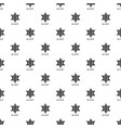 star sheriff pattern seamless vector image vector image