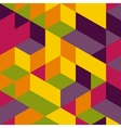 Abstract geometrical 3d background Can be used vector image vector image