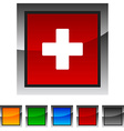 Switzerland icons vector image