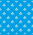 web globalization pattern seamless blue vector image vector image