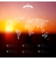 Blurred landscape background Travel concept with