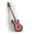 bass electric guitar vector image