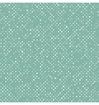 Seamless dotted pattern background vector image vector image