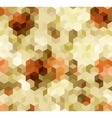 Seamless Square Abstract Background vector image vector image