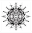 Mandala Coloring vector image