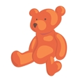 Teddy bear icon cartoon style vector image