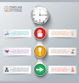 elements for infographic vector image