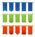 Ribbons Big Set vector image