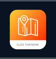 location map pin hotel mobile app button android