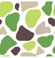seamless pattern of spots vector image vector image