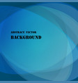 abstract light blue background with ovals and vector image