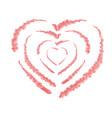 crayon valentine 14 0000000 vector image vector image