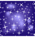 seamless texture starry sky vector image