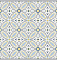 colorful tile vector image vector image