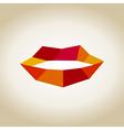 Lips9 vector image vector image