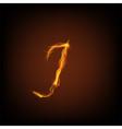 Alphabets flame