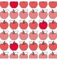 fresh fruit pattern background vector image