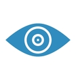 Target goal abstract conceptual icon vector image vector image