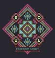 freedom spirit native american style