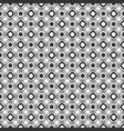 abstract seamless pattern of circles and dots vector image vector image
