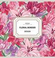 Floral background flower bouquet cover flourish