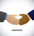Handshake vector image vector image