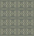 seamless geometric pattern retro-02 vector image vector image