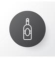 alcohol icon symbol premium quality isolated vector image