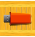 Memory Stick vector image vector image