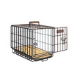 metal wire cage crate for pet cat dog