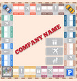 board game vector image vector image