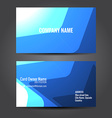 clean and simple design business template vector image vector image