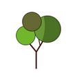 nature tree symbol vector image