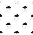 scottish rainy weather icon in black style vector image vector image
