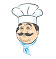 chef cook vector image vector image