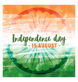 card template design for indian independence day