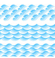 waves patterns vector image